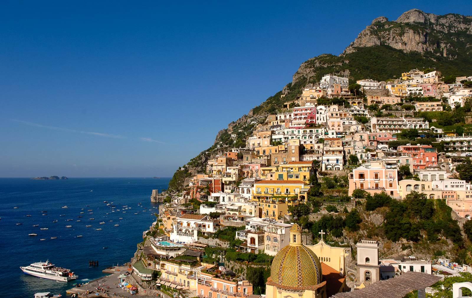 Amalfi Coast Campania - Amalfi Coast