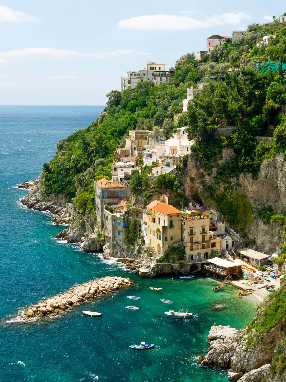 Amalfi Coast Campania