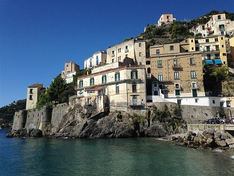 Minori Amalfi Coast Campania Amalfi Coast